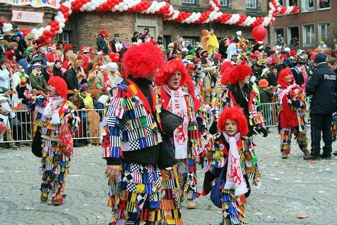 Carnevale in Germania
