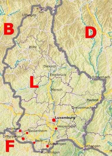 Il Di Di Granducato Lussemburgo Granducato Il Lussemburgo u1J3lKFTc