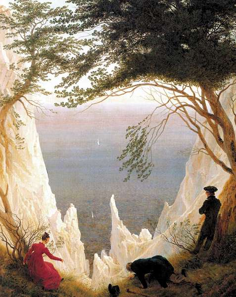 Caspar David Friedrich: i suoi quadri