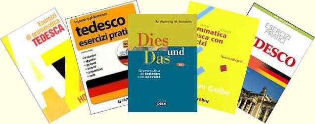 Esercizi Grammatiche E Corsi Di Tedesco Online