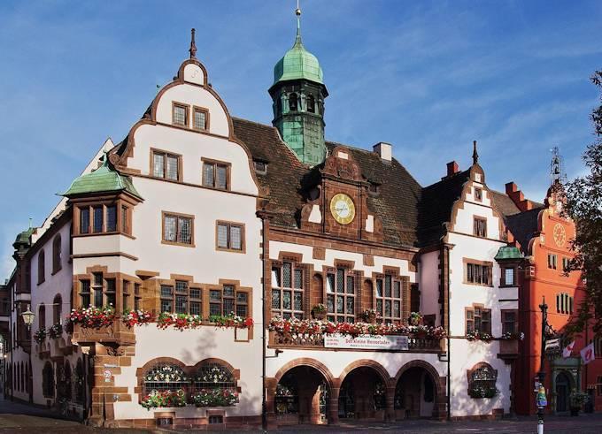 Freiburg Im Breisgau Friburgo In Brisgovia