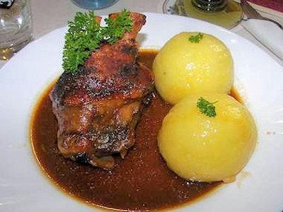 Ricette cucina tedesca