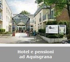 Hotel, pensioni e Bed and Breakfast ad Aquisgrana