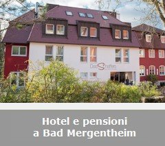 Hotel, pensioni e Bed and Breakfast a Bad Mergentheim