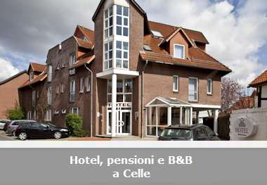 Hotel, pensioni e Bed and Breakfast a Celle