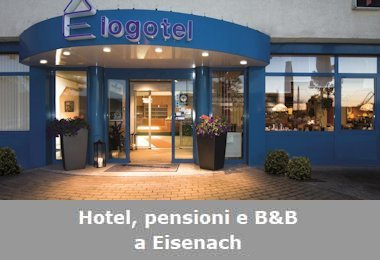 Hotel, pensioni e Bed and Breakfast a Eisenach