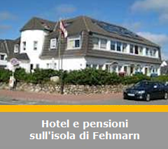 Hotel, pensioni e Bed and Breakfast a Fehmarn