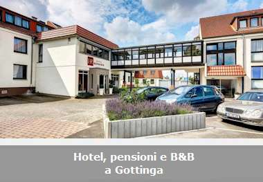 Hotel, pensioni e Bed and Breakfast a Gottinga