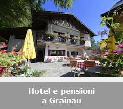 Hotel, pensioni e Bed and Breakfast a Grainau