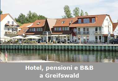 Hotel e Bed and Breakfast a Greifswald