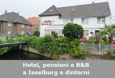 Hotel e Bed and Breakfast a Isselburg e dintorni