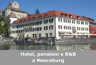 Hotel, pensioni e Bed and Breakfast a Meersburg