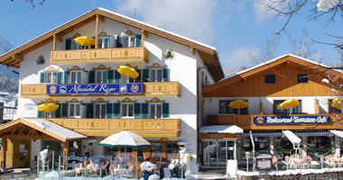 Hotel e Bed and Breakfast a Mittenwald