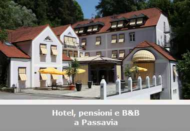 Hotel, pensioni e Bed and Breakfast a Passavia