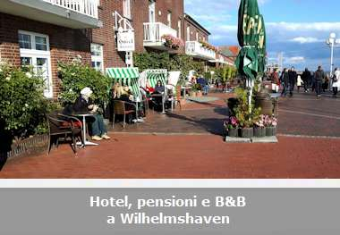 Hotel, pensioni e Bed and Breakfast a Wilhelmshaven