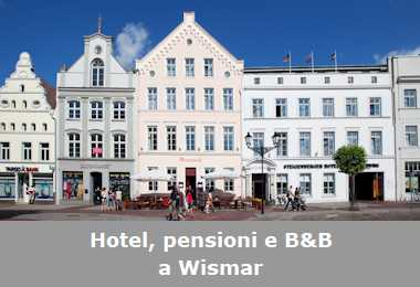 Hotel, pensioni e Bed and Breakfast a Wismar
