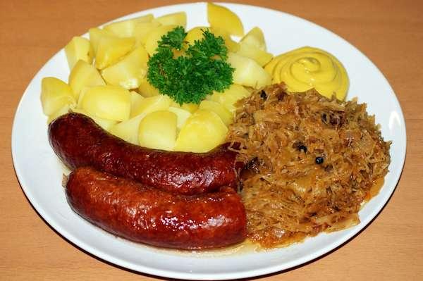 Mangiare e bere in germania non solo patate crauti e - La cucina tedesca ...