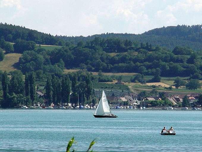 Lago Di Costanza Germania Cartina.La Pista Ciclabile Del Lago Di Costanza Bodensee Radweg