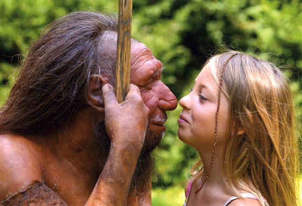 Esiste l'uomo ideale? Neandertal10